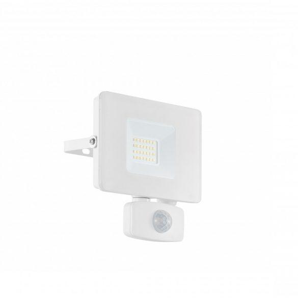 Eglo kültéri LED reflektor 20W szenzoros fehér Faedo3