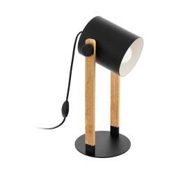 43047 EGLO HORNWOOD asztali lámpa