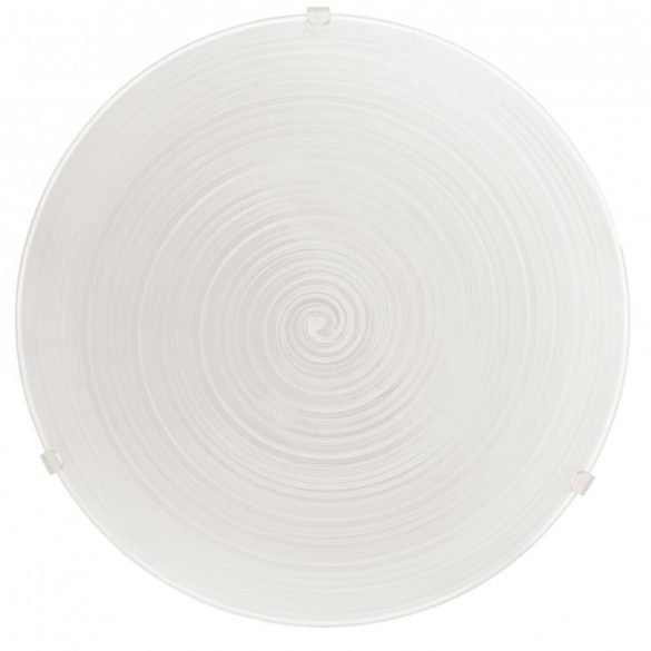 Eglo fali/mennyezeti E27 1x60W fehér Malva