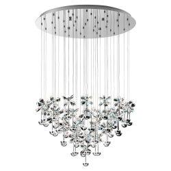 Eglo kristály függesztékesz LED 43x2,5W Pianopoli