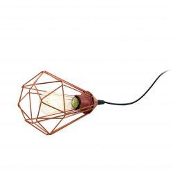 Eglo asztali  E27 60W réz színű Tarbes