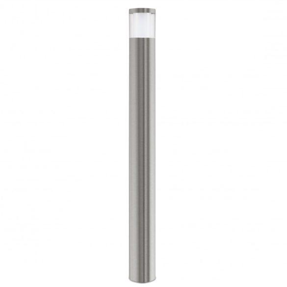 Eglo kültéri LED álló 1x3,7W IP44 m:105cm nemes acél/fehér Basalgo1