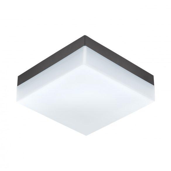 Eglo kültéri LED fali/mennyezeti 8,2W antracit/fehér Sonella
