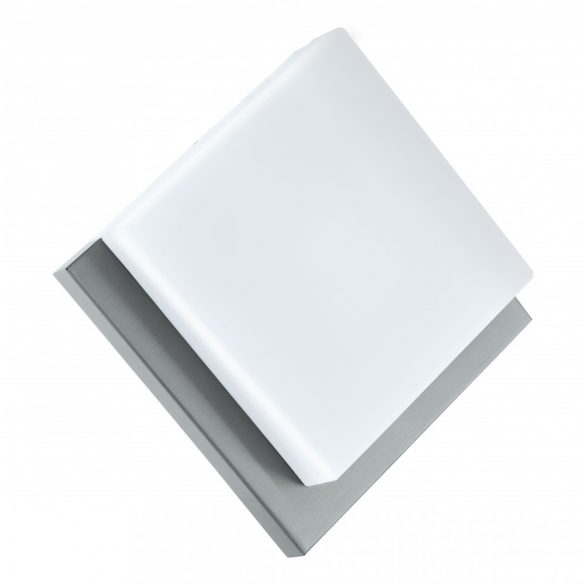 Eglo kültéri LED fali/mennyezeti 8,2W nemesacél/fehér Infesto1