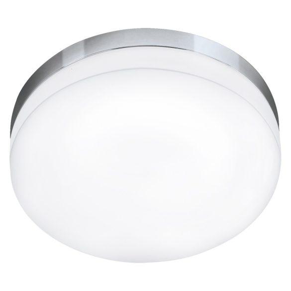 Eglo LED mennyezeti 16W króm/fehér IP54 Lora