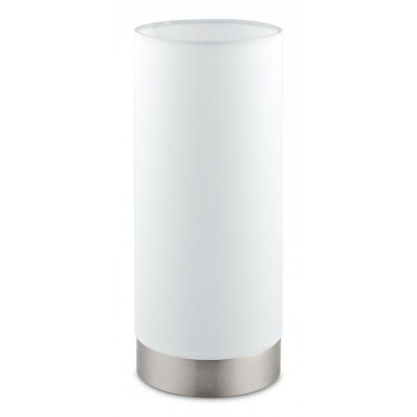 Eglo textil asztali E27 40W 29x12cm fehér Pasteri