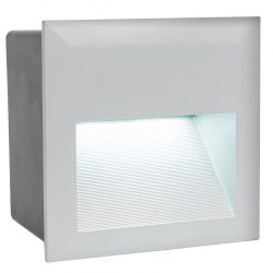Eglo kültéri LED beépíthető 3,7W ezüst Zimba-Led