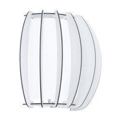 Eglo fali E27 1x60W fehér Stellato2