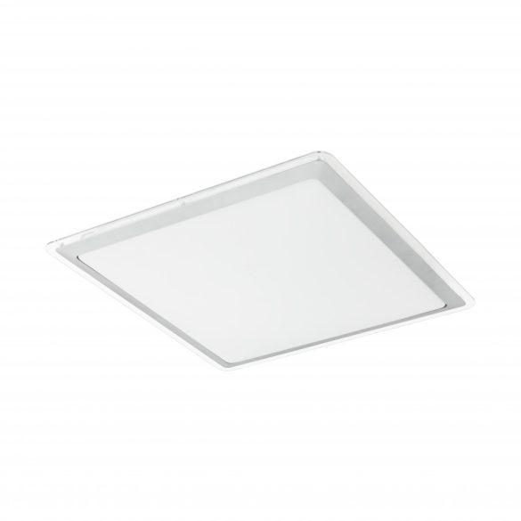 Eglo LEDmennyezeti 24W 43x43cm fh/ezüst Competa1