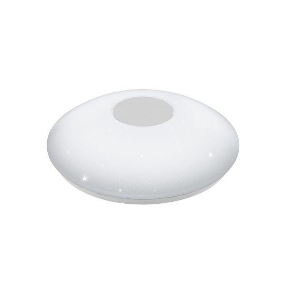 Eglo LED mennyezeti 14W fehér/csillogó szabályozható színhőmérséklet Voltago