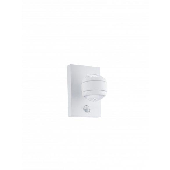 Eglo kültéri LED  fali 2x3,7W szenz. IP44 fehér Sesimba1