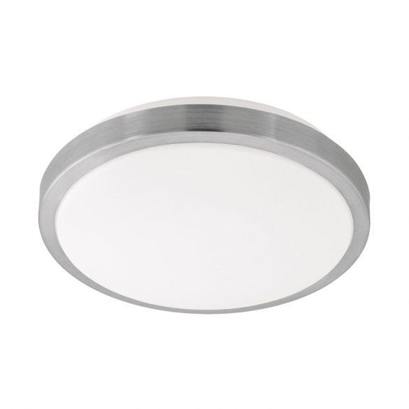 Eglo LED mennyezeti 22W fh/mnikkel 32,5cm Competa