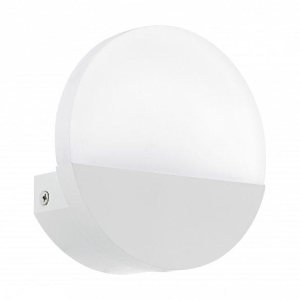 Eglo LED fali 5W fehér Metrass1