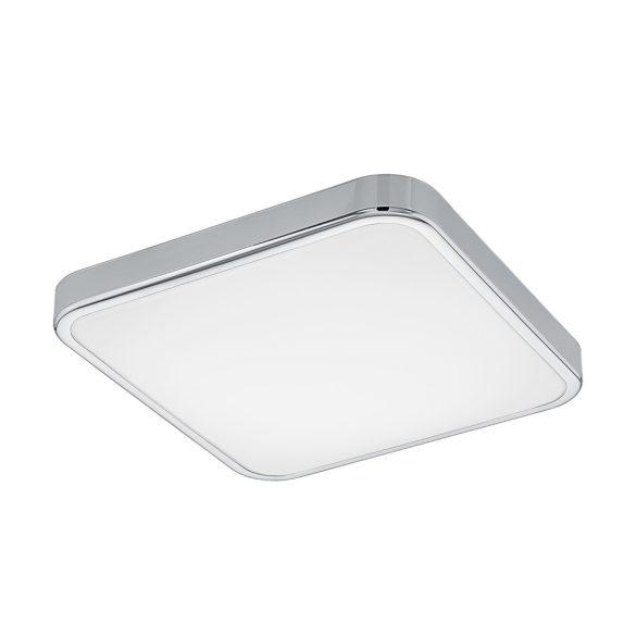 Eglo LED mennyezeti 16W króm/fehér Manilva1