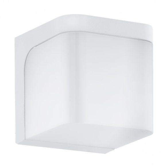 Eglo kültéri LED fali 6W IP44 fehér Jorba