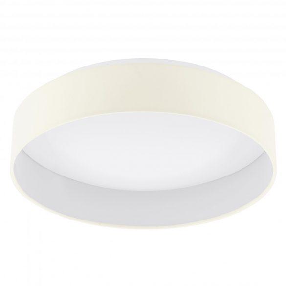 Eglo LED mennyezeti 18W 40,5cm krém/fh Palomaro1