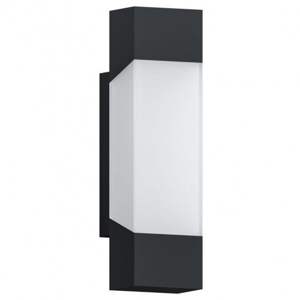 Eglo kültéri LED fali 4,8W antracit/szat. Gorzano