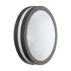 Eglo kültéri LED mennyezeti antracit/fehér Locana-C