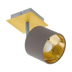 Eglo fali lámpa/mennyezeti lámpa  E14 1x40Wnik/capp.Valbiano