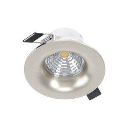 Eglo LED beépíthető 6W 4000K 8,8cm fix nikk SALICETO