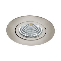 Eglo LED beépíthető 6W 2700K 8,8cm áll nikk SALICETO
