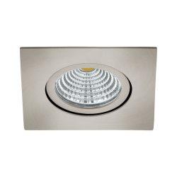 Eglo LED beépíthető 6W 2700K 8,8cmáll nikk SALICETO