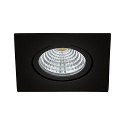 Eglo LED beépíthető 6W 2700K 8,8cm áll fekSALICETO