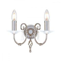 ELSTEAD Aegean 2Lt fali lámpa csiszolt nikkel
