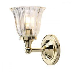 ELSTEAD Bathroom Austen1 csiszolt bronz fali lámpa