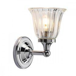 ELSTEAD Bathroom Austen1 csiszolt króm fali lámpa