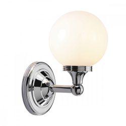 ELSTEAD Bathroom Austen4 csiszolt króm fali lámpa