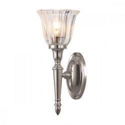 ELSTEAD Bathroom Dryden1 csiszolt nikkel fali lámpa
