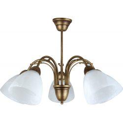 LAMPEX csillár Klara 5 504/5