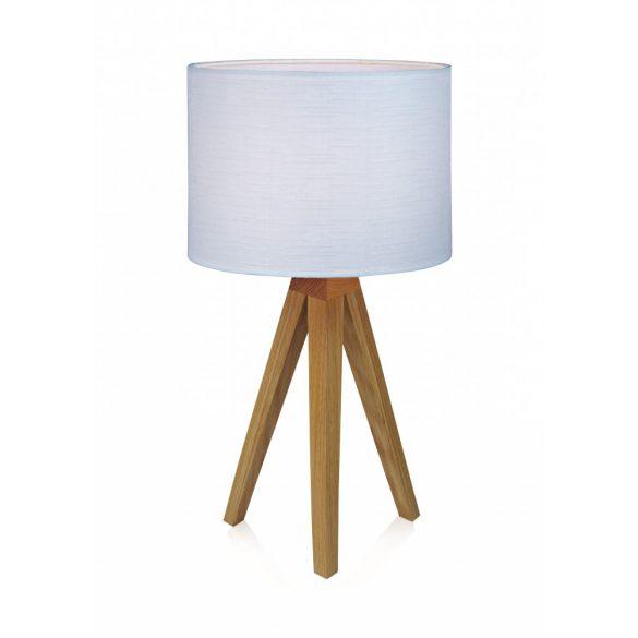 MARKSLÖJD KULLEN Asztali tölgy fehér 44cm