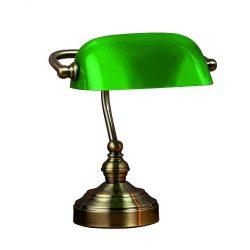 MARKSLÖJD BANKERS Asztali 1L 25cm zöld (221722)