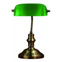 MARKSLÖJD BANKERS Asztali 1L 42cm zöld (221922)