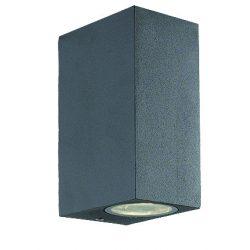 VIOKEF 2L fali lámpa sötét szürke SQ H:150 Tilos