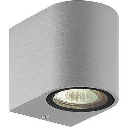 VIOKEF 1L fali lámpa silver ROUND H:150 TILOS