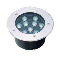 Viokef In-ground light D180 LOTUS